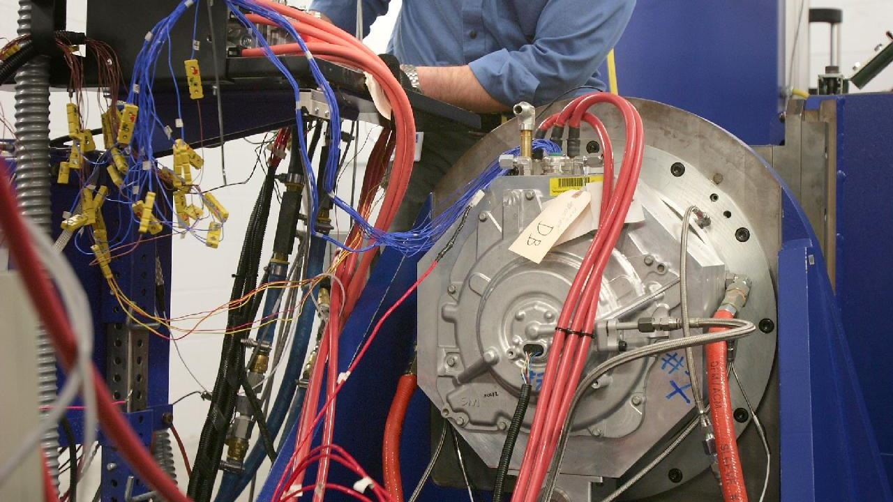 GM electric motor