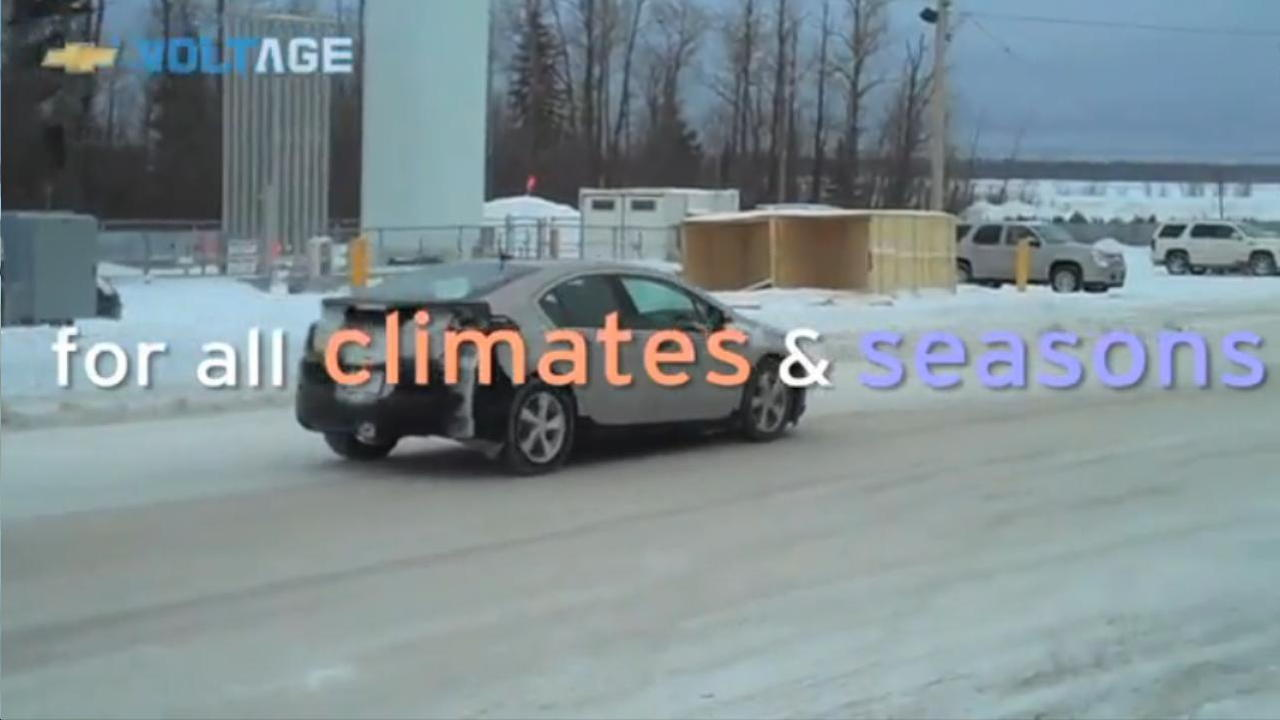 What Makes the 2011 Chevrolet Volt a Better Electric Vehicle? (video screen capture)