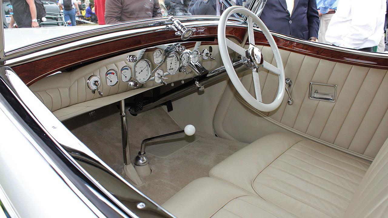 1933 Delage D8S De Villars Roadster