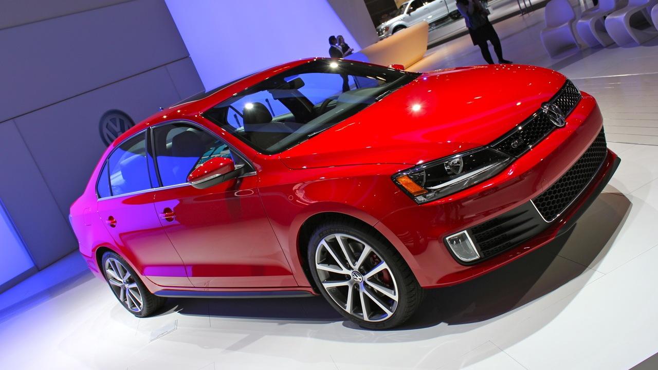 2012 Volkswagen Jetta GLI