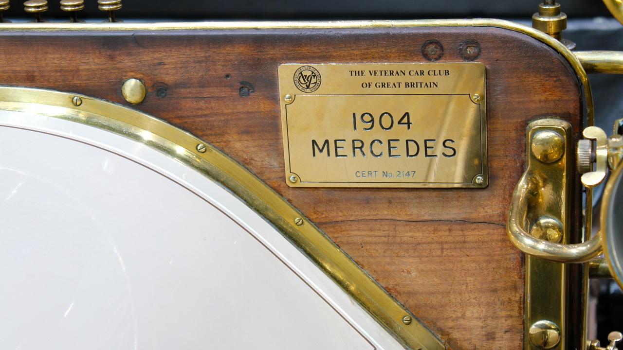 Mercedes-Benz Simplex 28