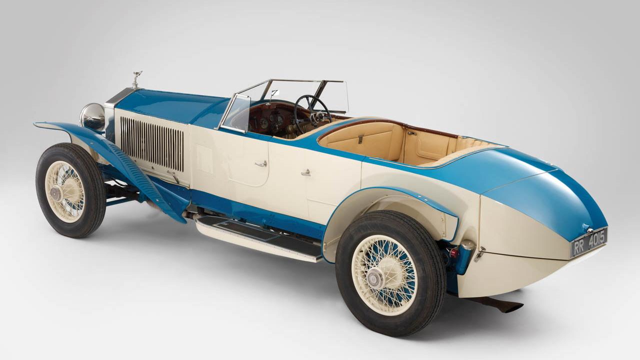 1926 Rolls Royce Phantom 10EX