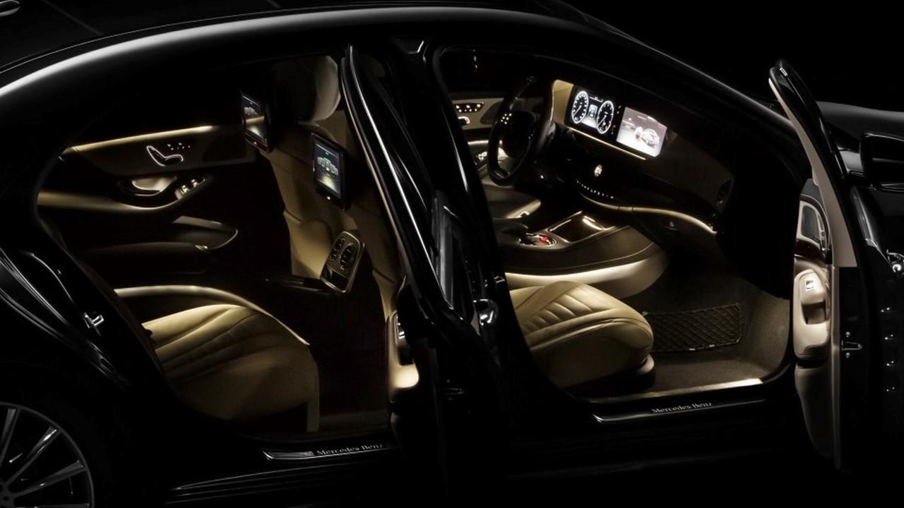 2014 Mercedes-Benz S Class interior