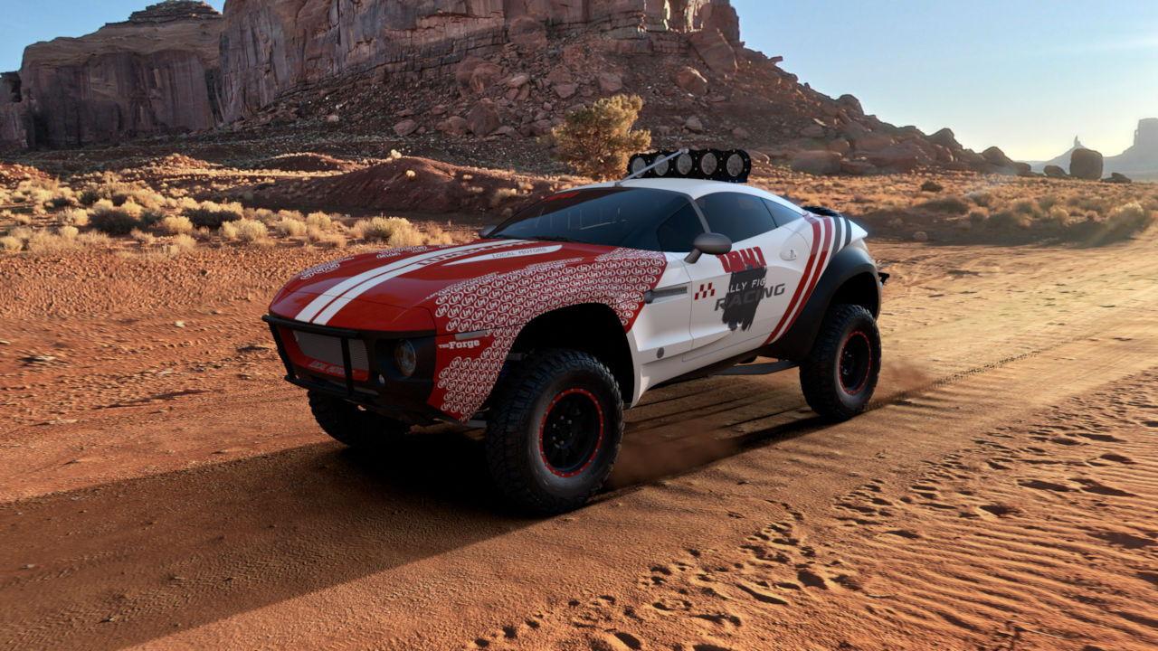 Local Motors Rally Fighter online configurator
