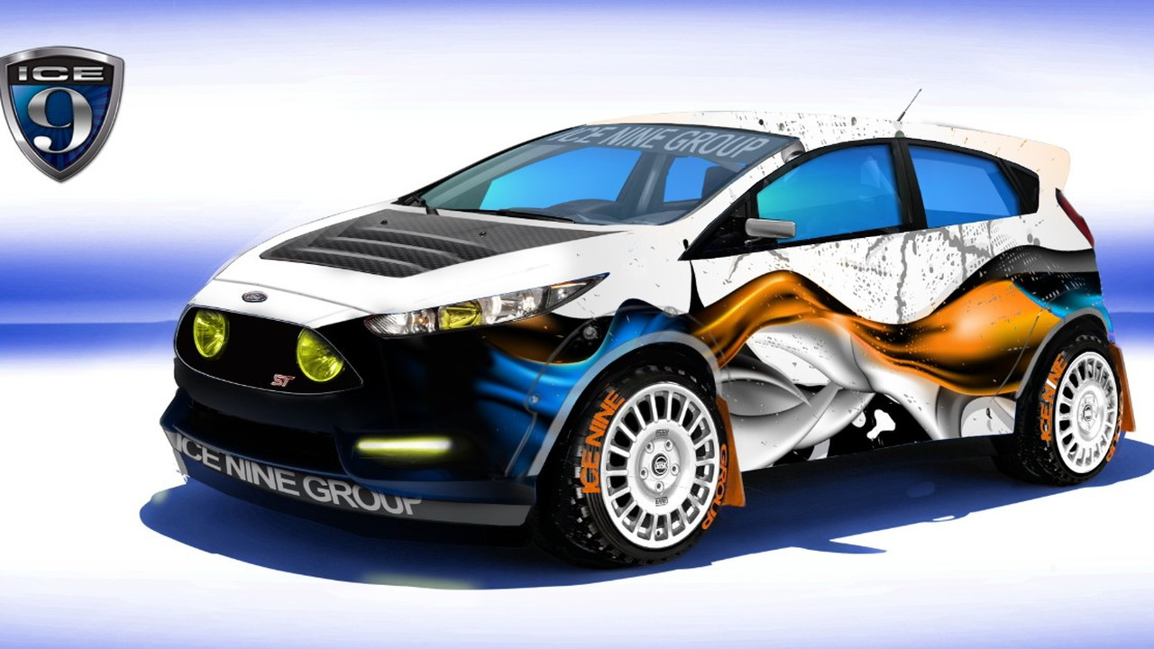 2014 Ford Fiesta ST by Ice Nine Group to debut at SEMA.