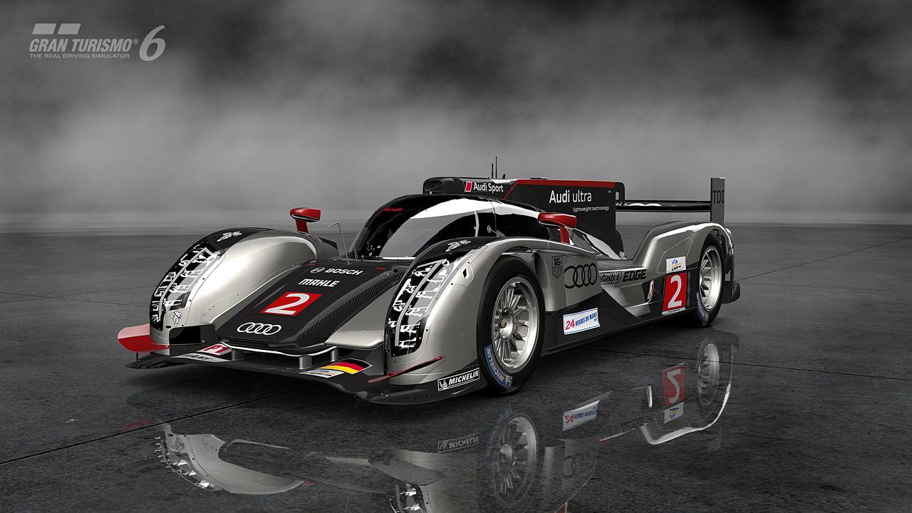 2011 Audi R18 TDI, Gran Turismo 6