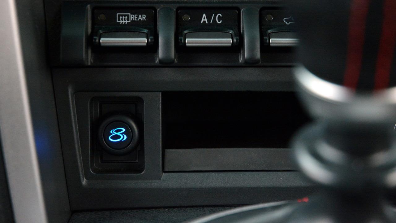 Toyota Sport Drive Logger