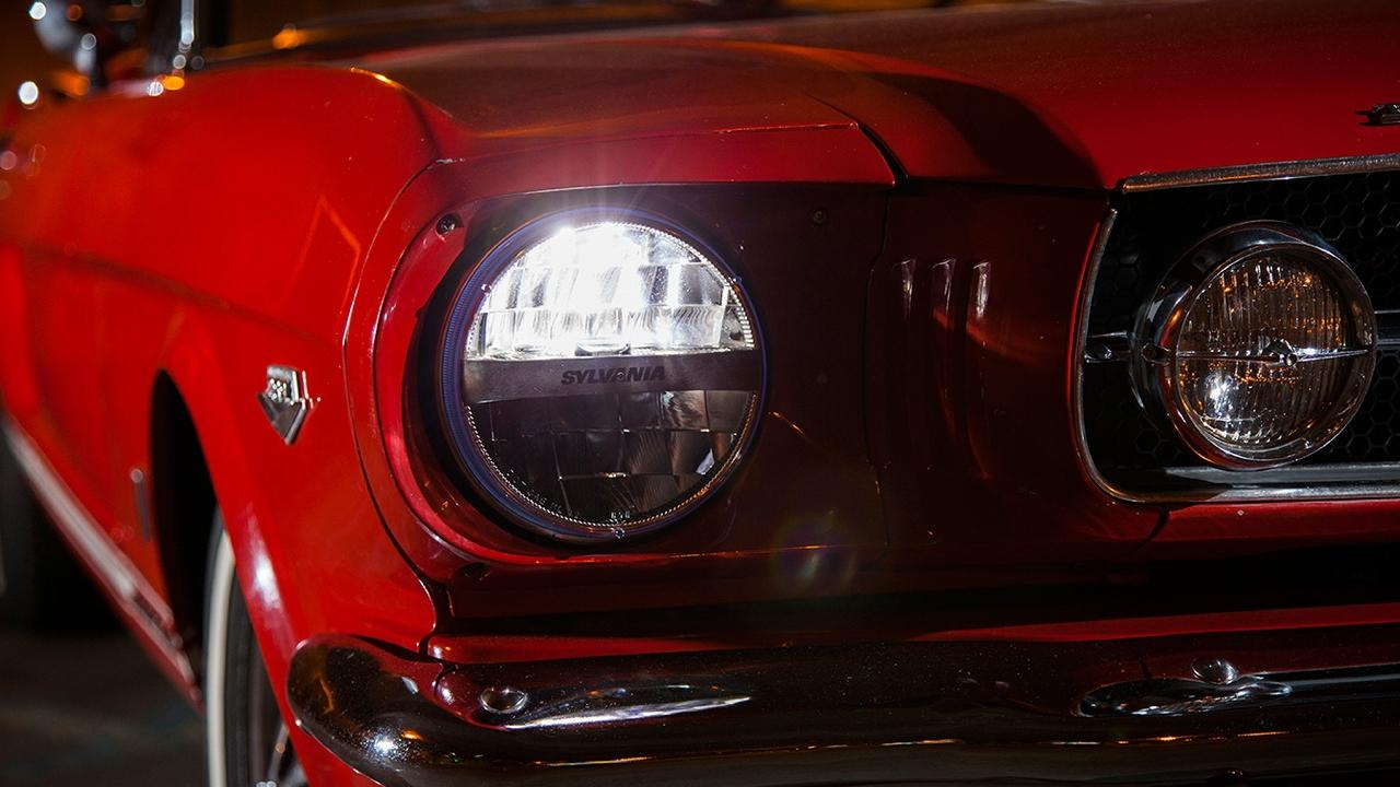 Sylvania Zevo sealed-beam LED headlights