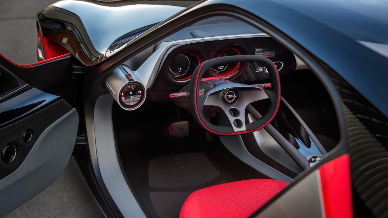 Opel GT concept, 2016 Geneva Motor Show