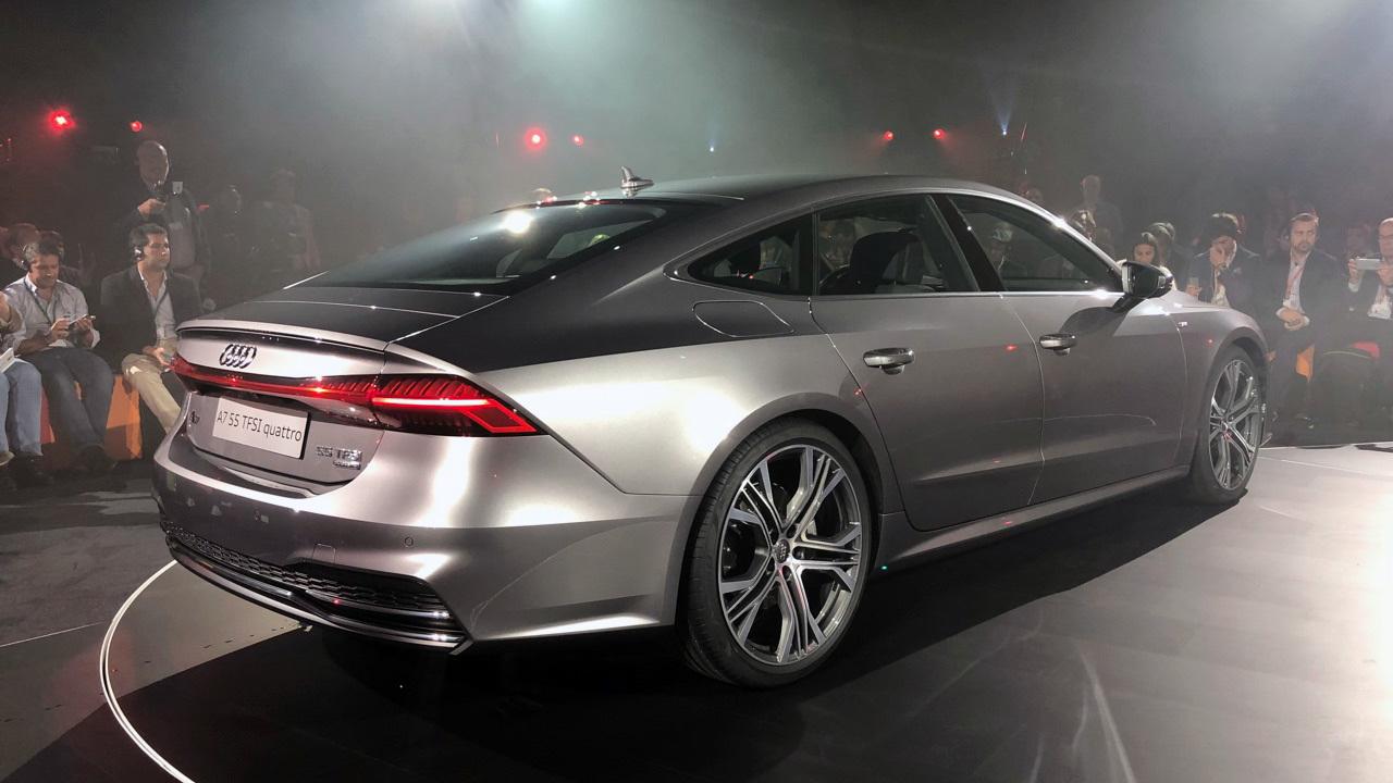 2019 Audi A7 Reveal