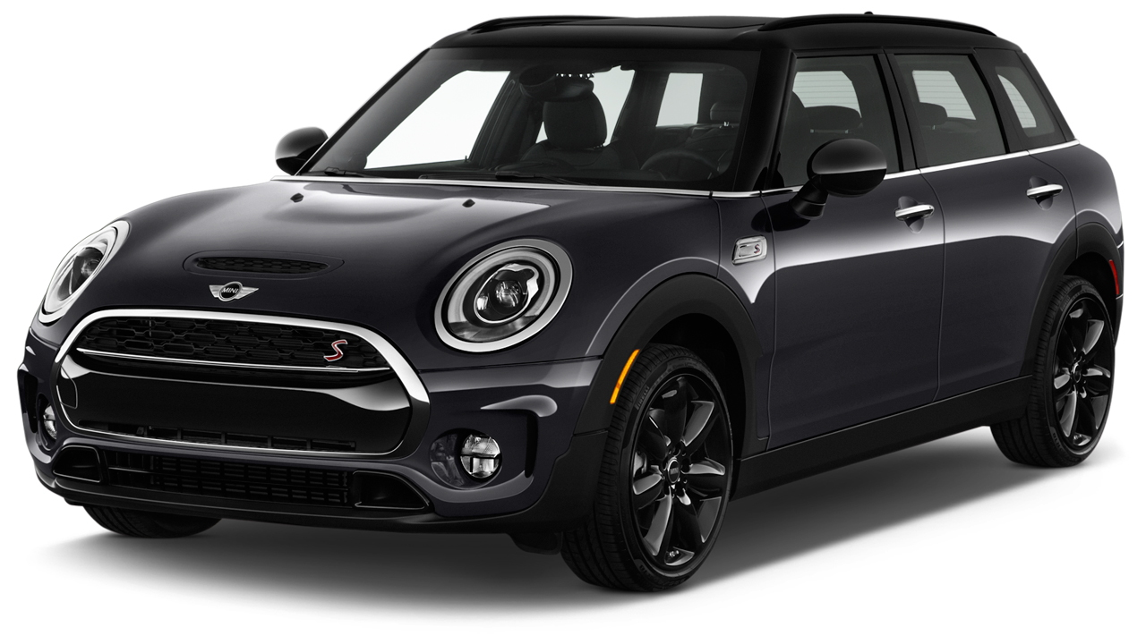 2019 MINI Clubman Cooper S FWD Angular Front Exterior View