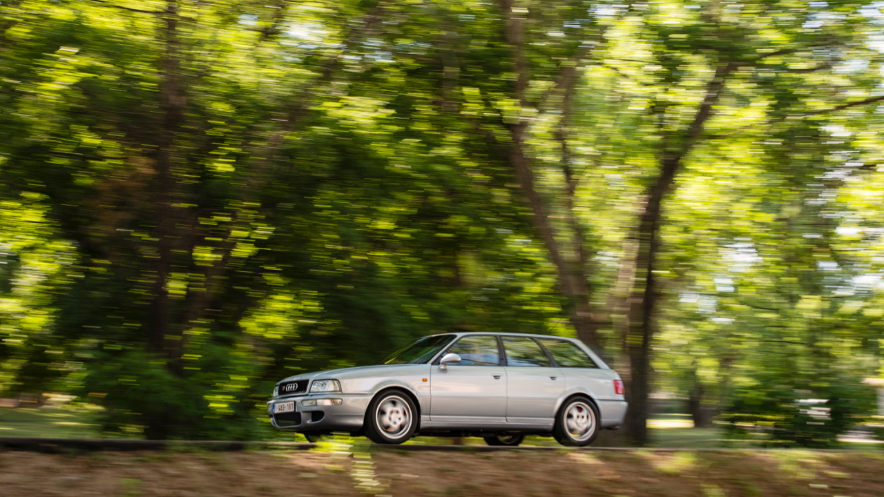 1994 Audi RS2 auction