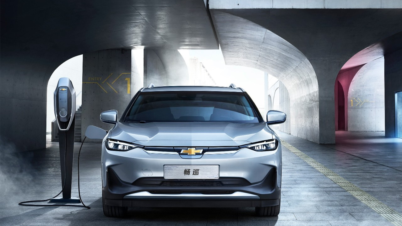 Chevrolet Menlo EV introduction