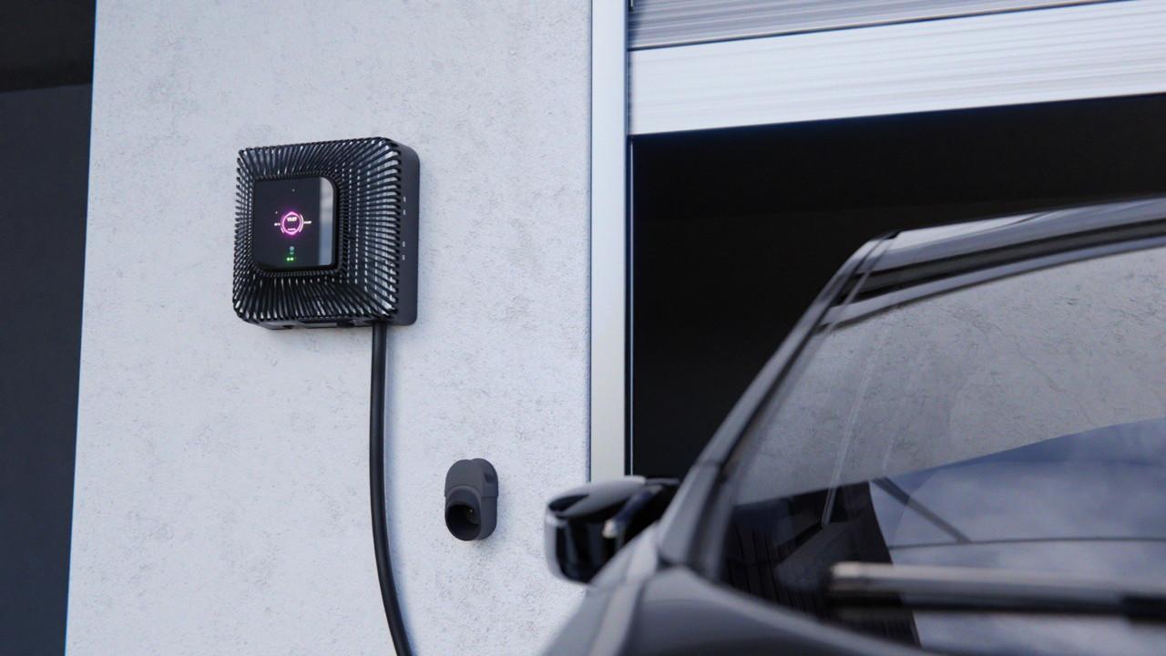 Wallbox Quasar, for bi-directional DC charging