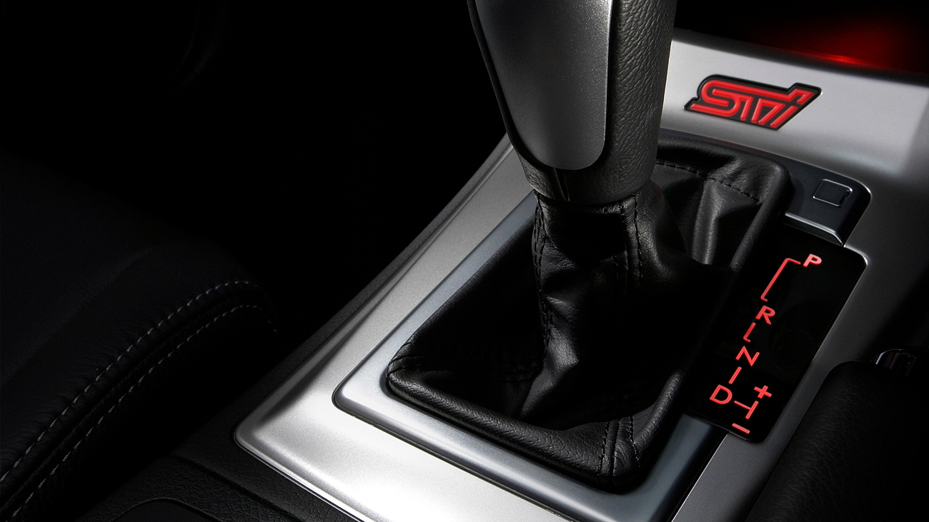 2011 Subaru Impreza WRX STI automatic gearbox for Australia
