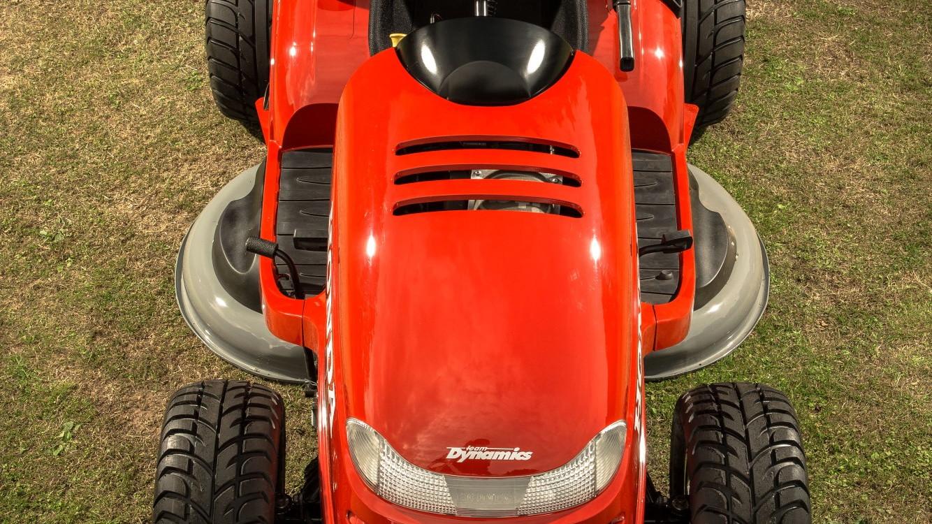 Honda's 130-mph Mean Mower