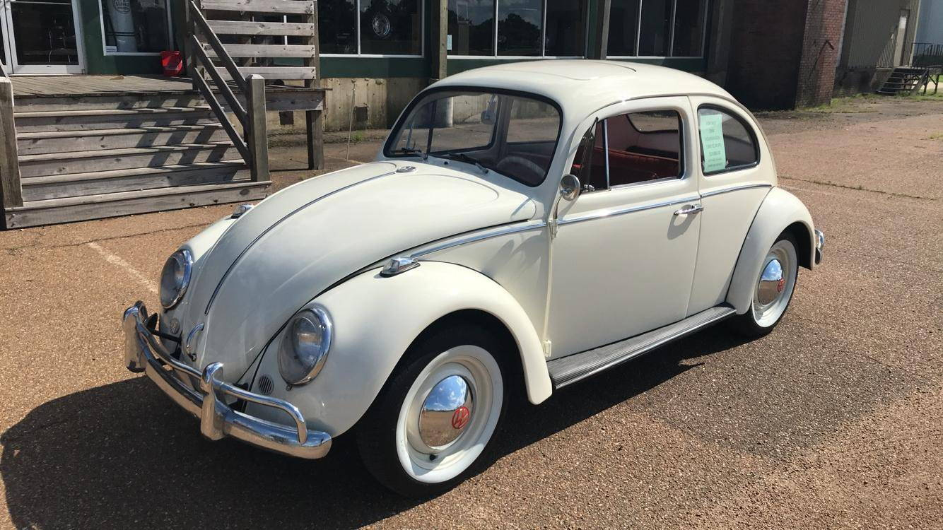 1963 Volkswagen Beelte Type 1