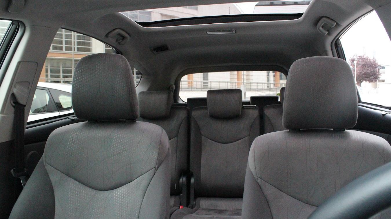 2017 Toyota Prius Plus