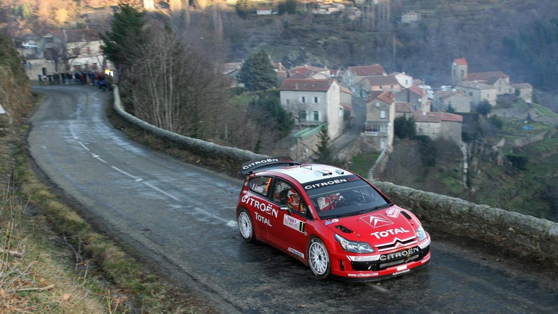 Sebastian Loeb, 2007 Rallye Automobile de Monte Carlo