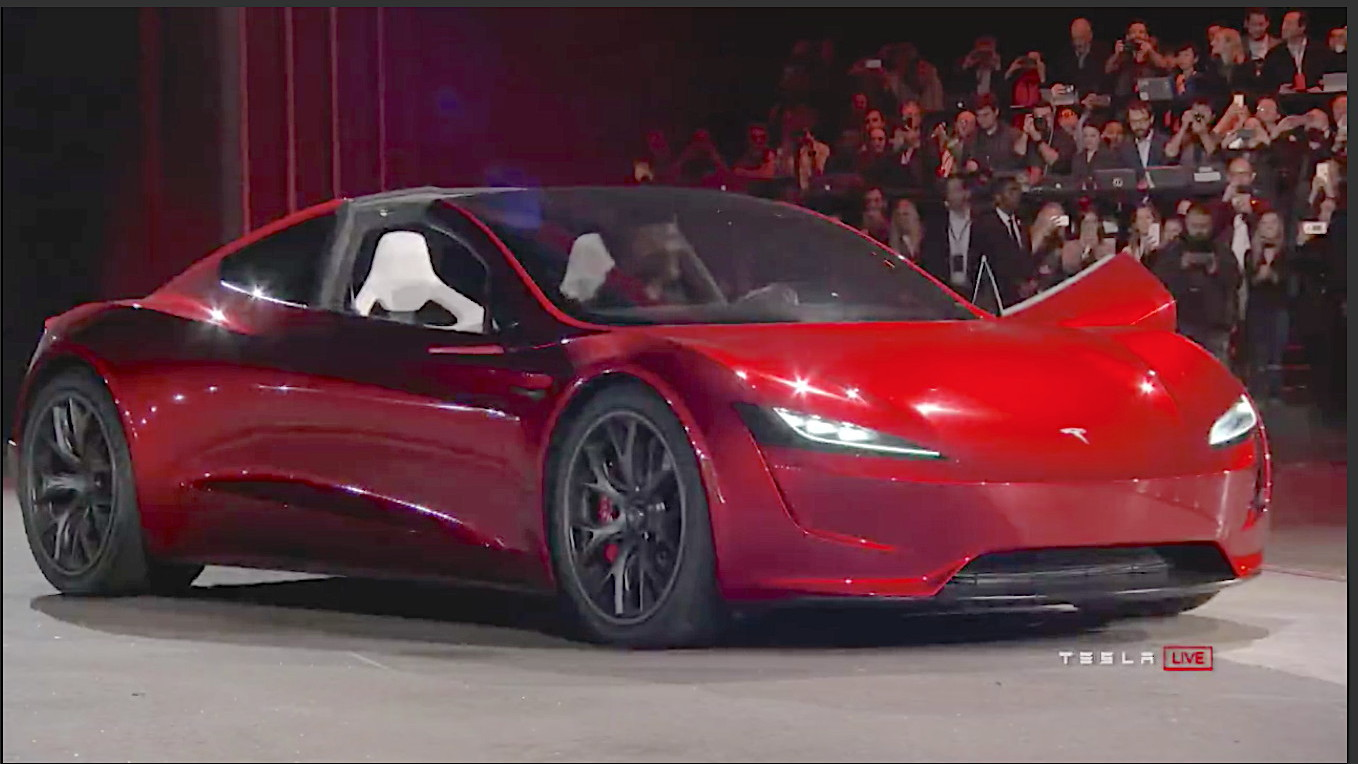 New Tesla Roadster >> Tesla Roadster News Green Car Photos News Reviews And