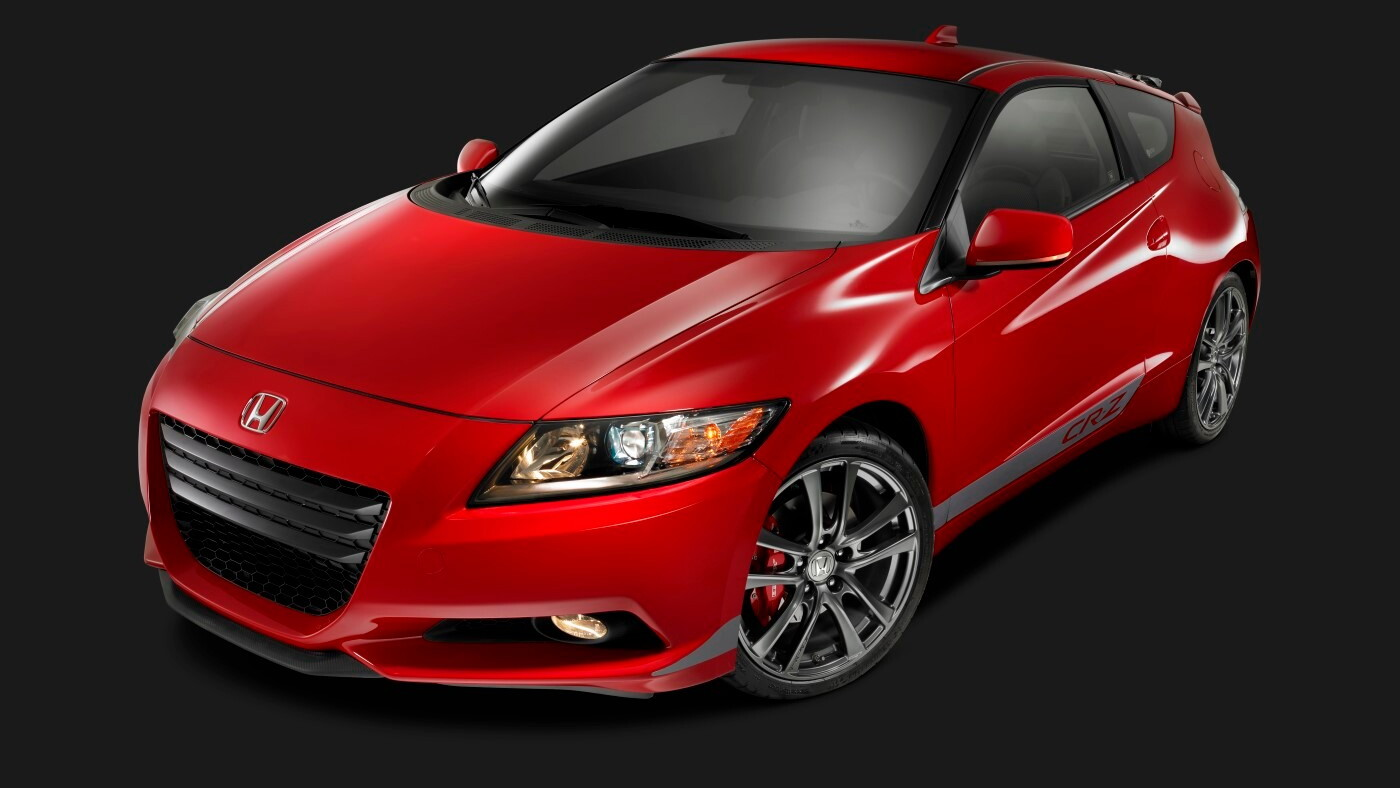 2014 Honda CR-Z HPD Supercharged