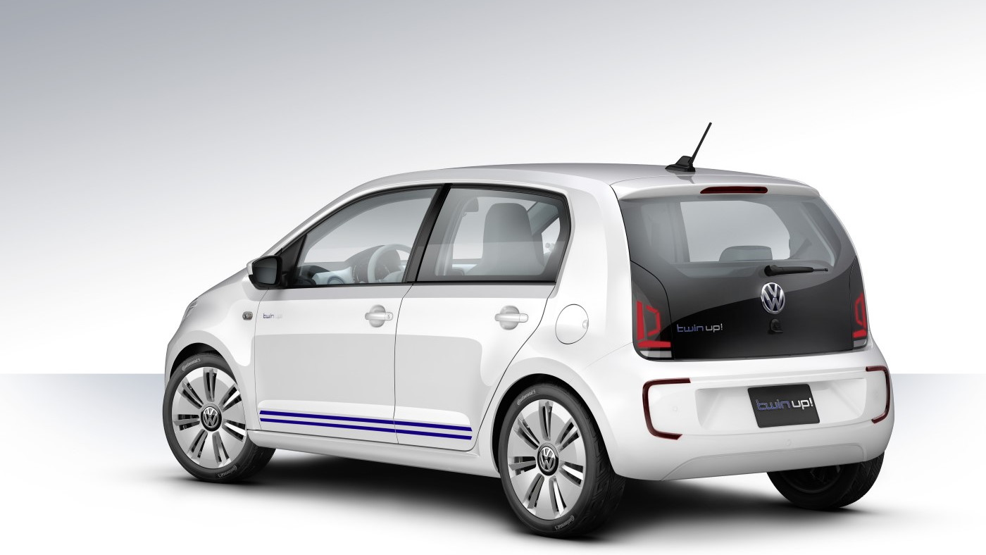 Volkswagen Twin Up diesel plug-in hybrid
