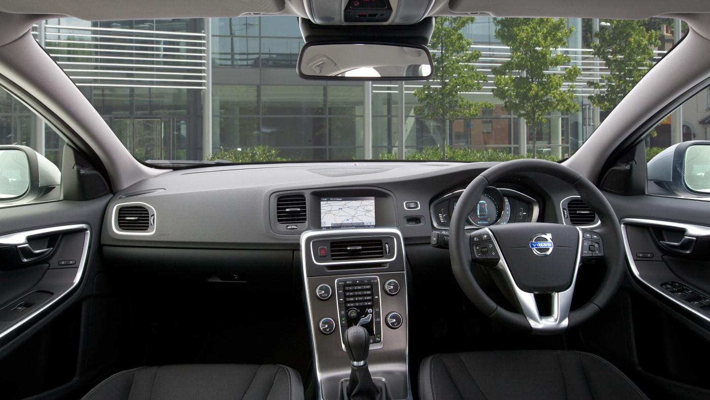 Volvo S60 Drive-e diesel driven