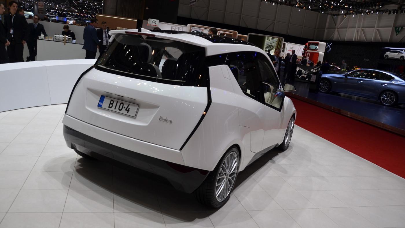 Biofore Concept Car - 2014 Geneva Motor Show