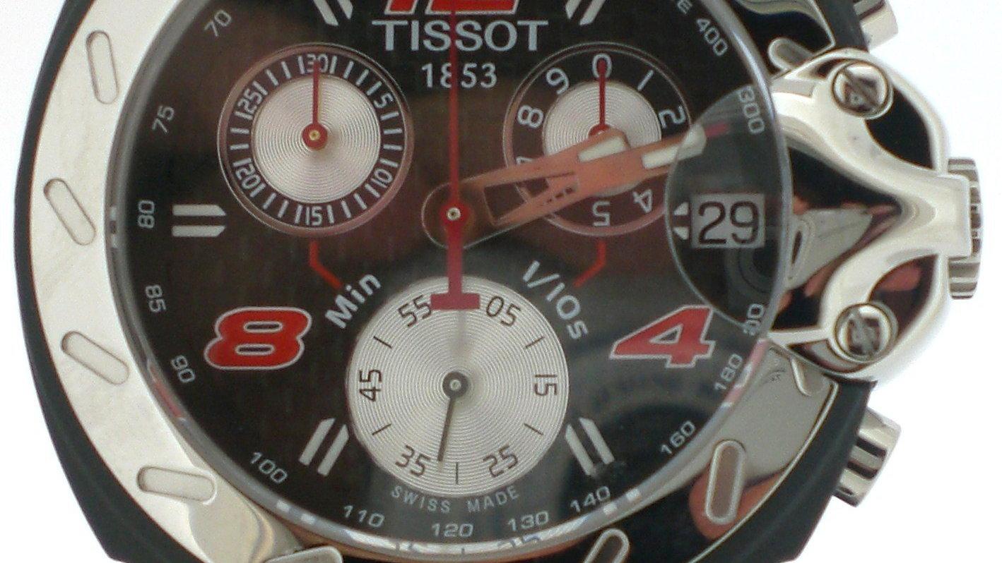Tissot T-Race Nascar 100m