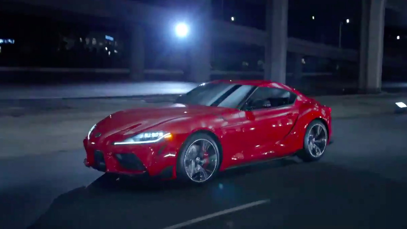 2020 Toyota Supra leak - Image via @ToyotaMex/Car Advice