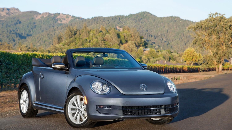 2016 Volkswagen Beetle TDI Convertible
