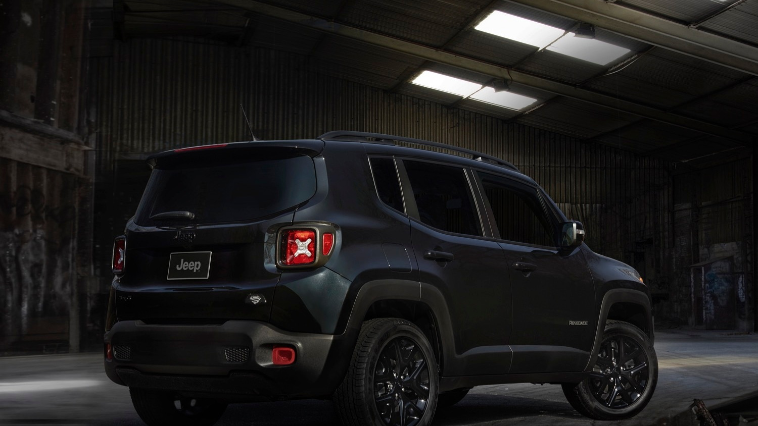 2016 Jeep Renegade 'Dawn of Justice' Special Edition