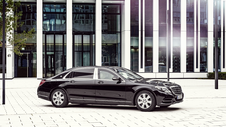 2017 Mercedes-Maybach S600 Guard