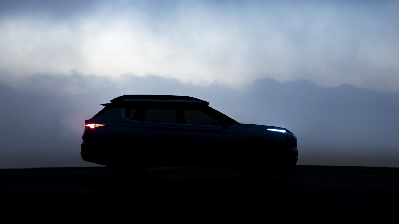 Mitsubishi Engelberg Tourer concept teaser