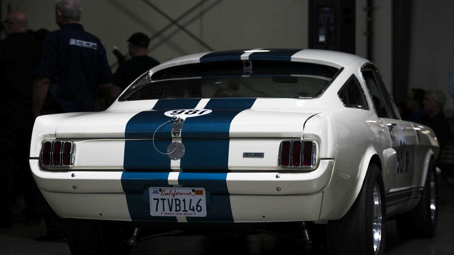GT350 Continuation by Original Venice Crew
