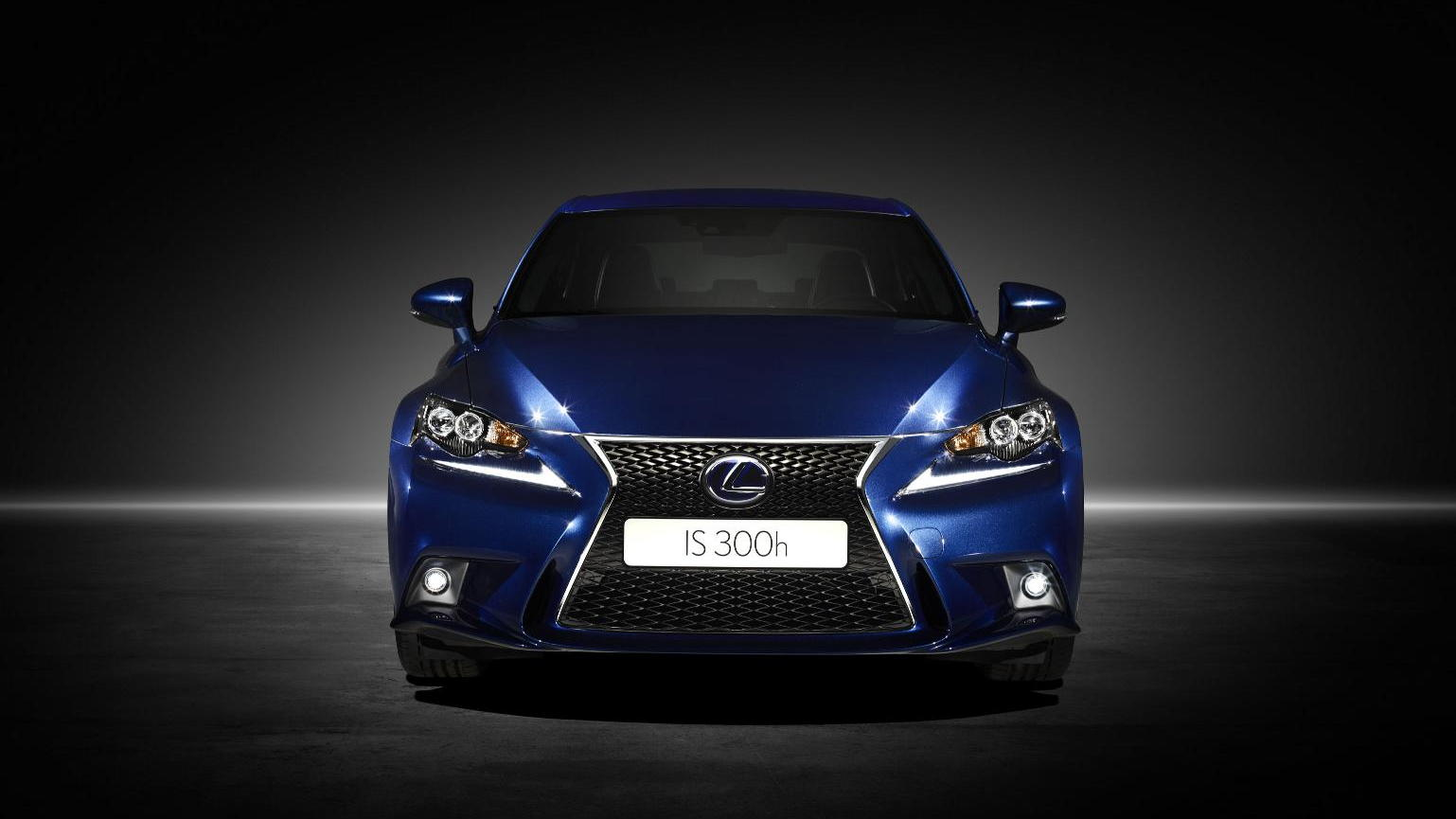 2014 Lexus IS 300h