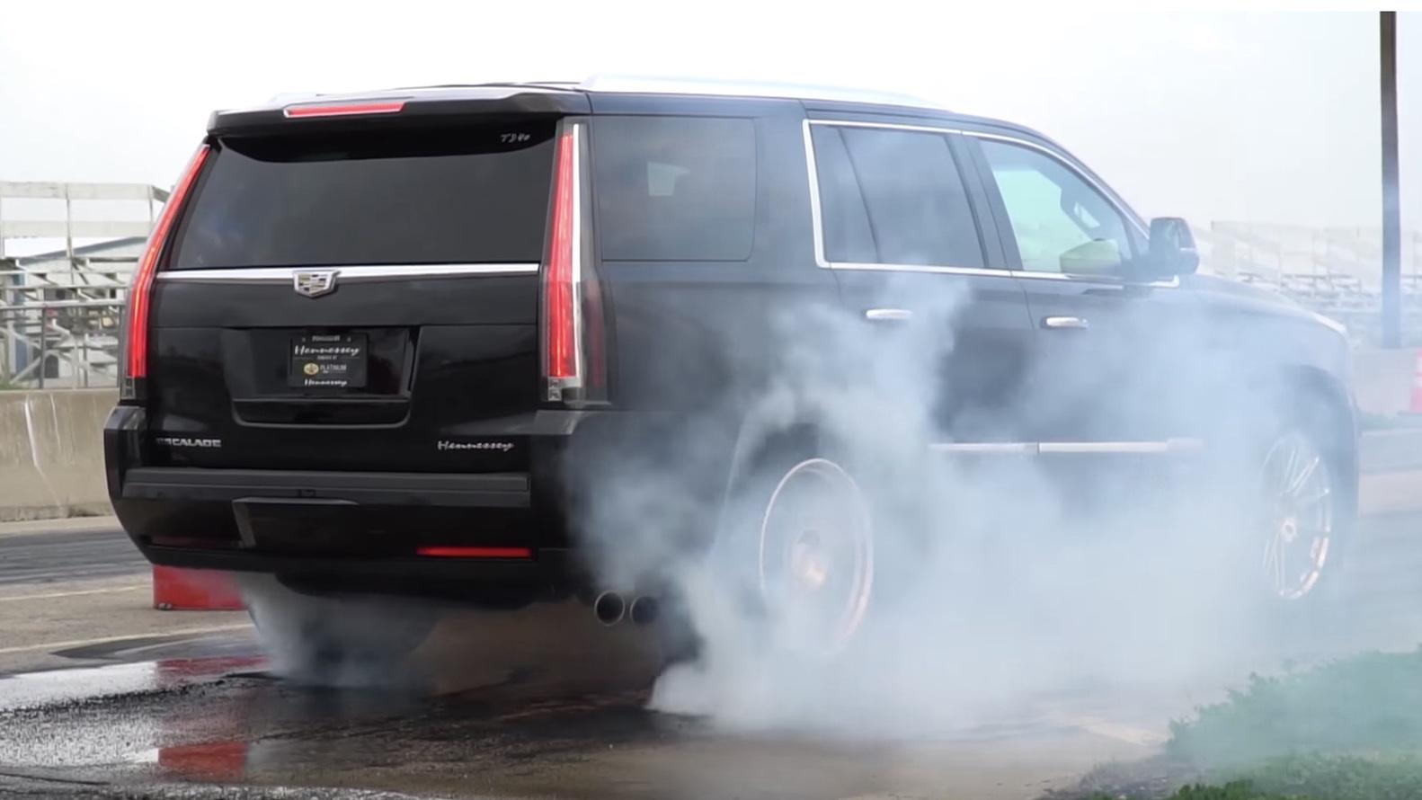 HPE 800-Hp Cadillac Escalade