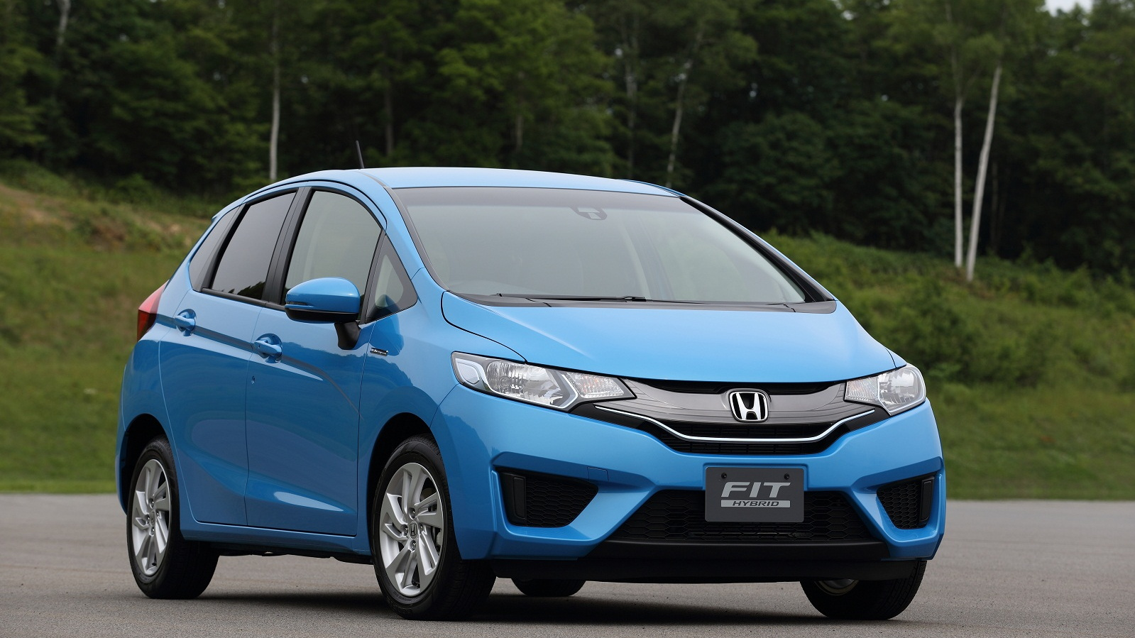 New Honda Fit Hybrid (Japan-only model)