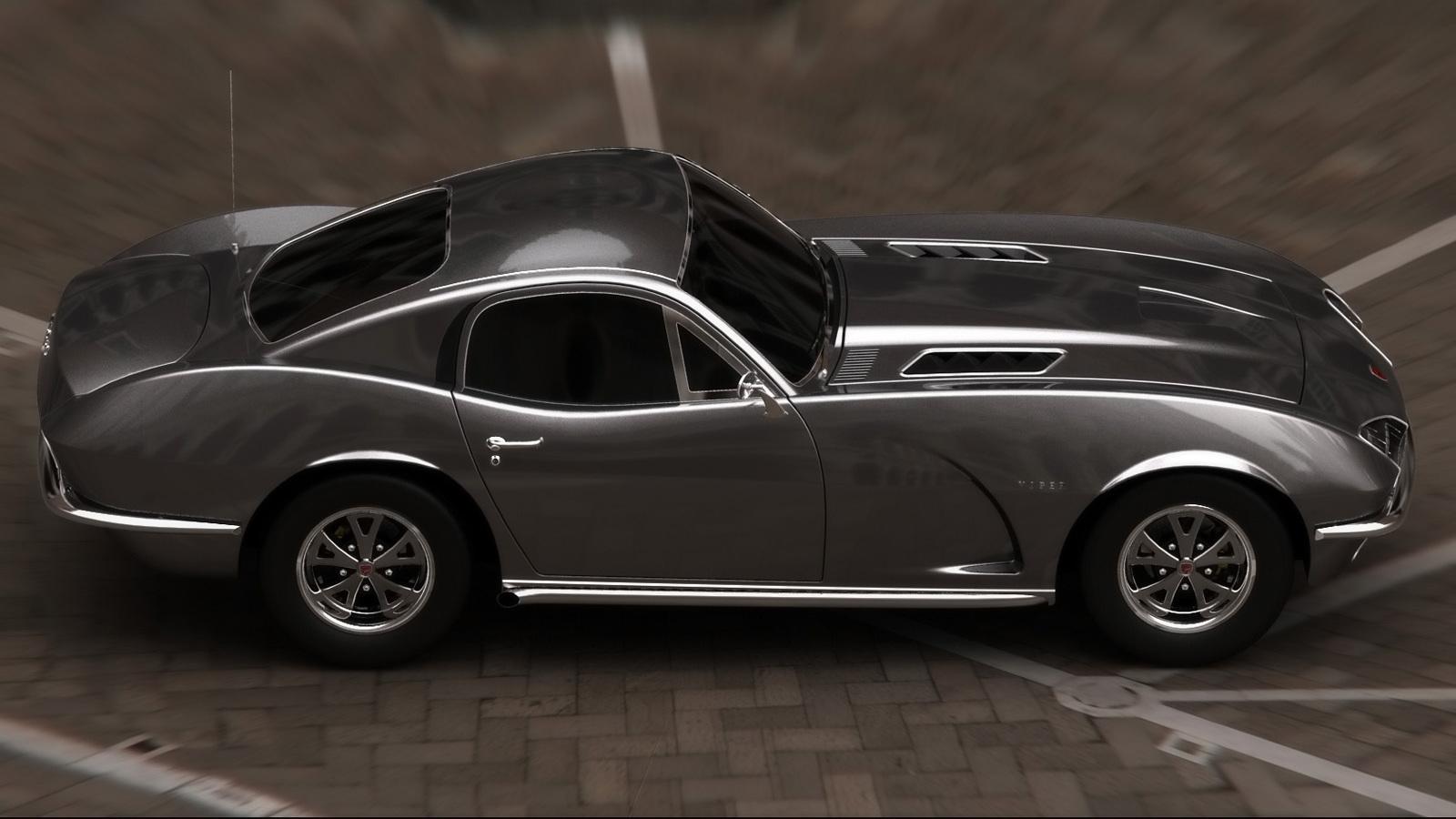 1967 dodge viper concept rafael reston 032