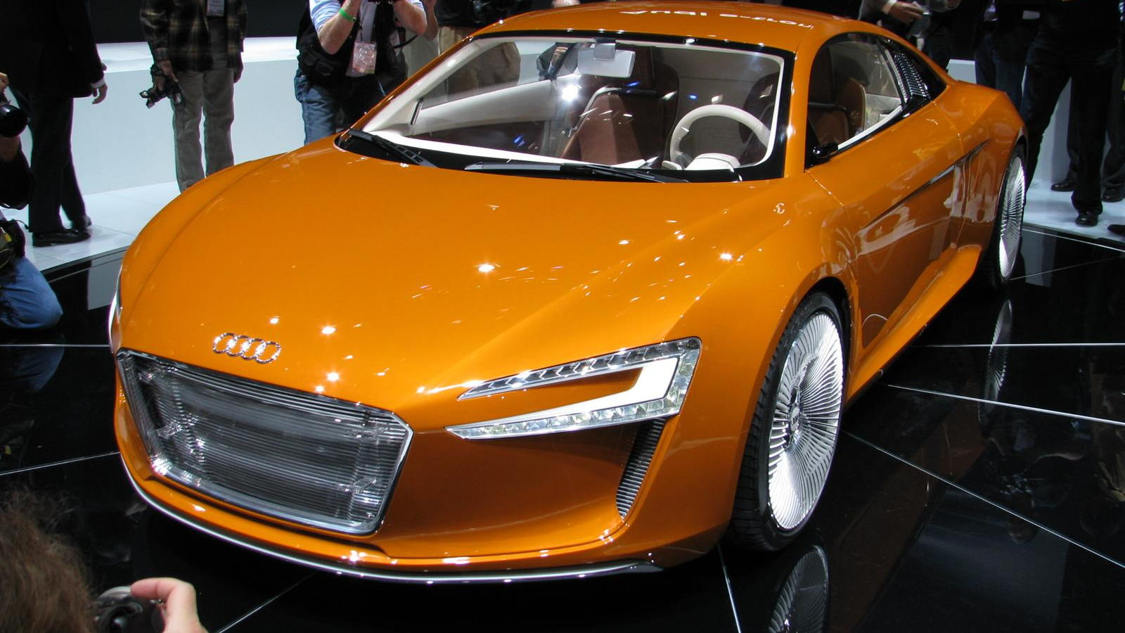 Audi R8 e-Tron Los Angeles 2009