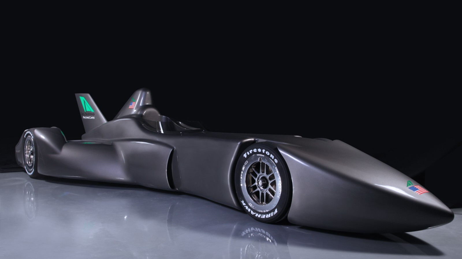 2012 Delta Wing IndyCar race car concept