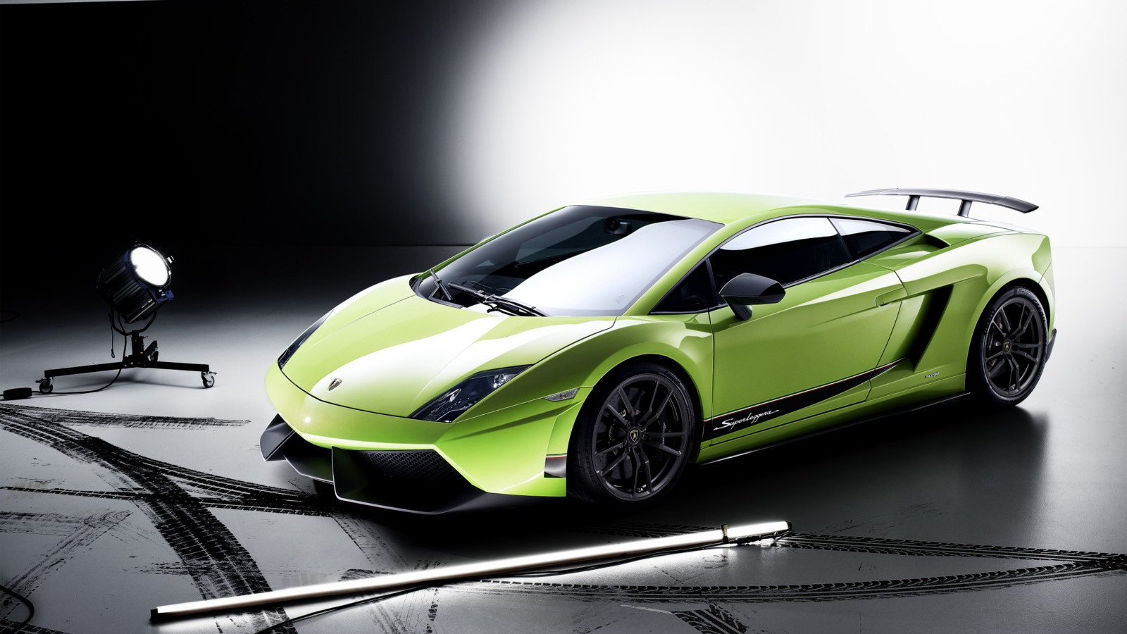 Lamborghini Gallardo LP 570-4 Superleggera