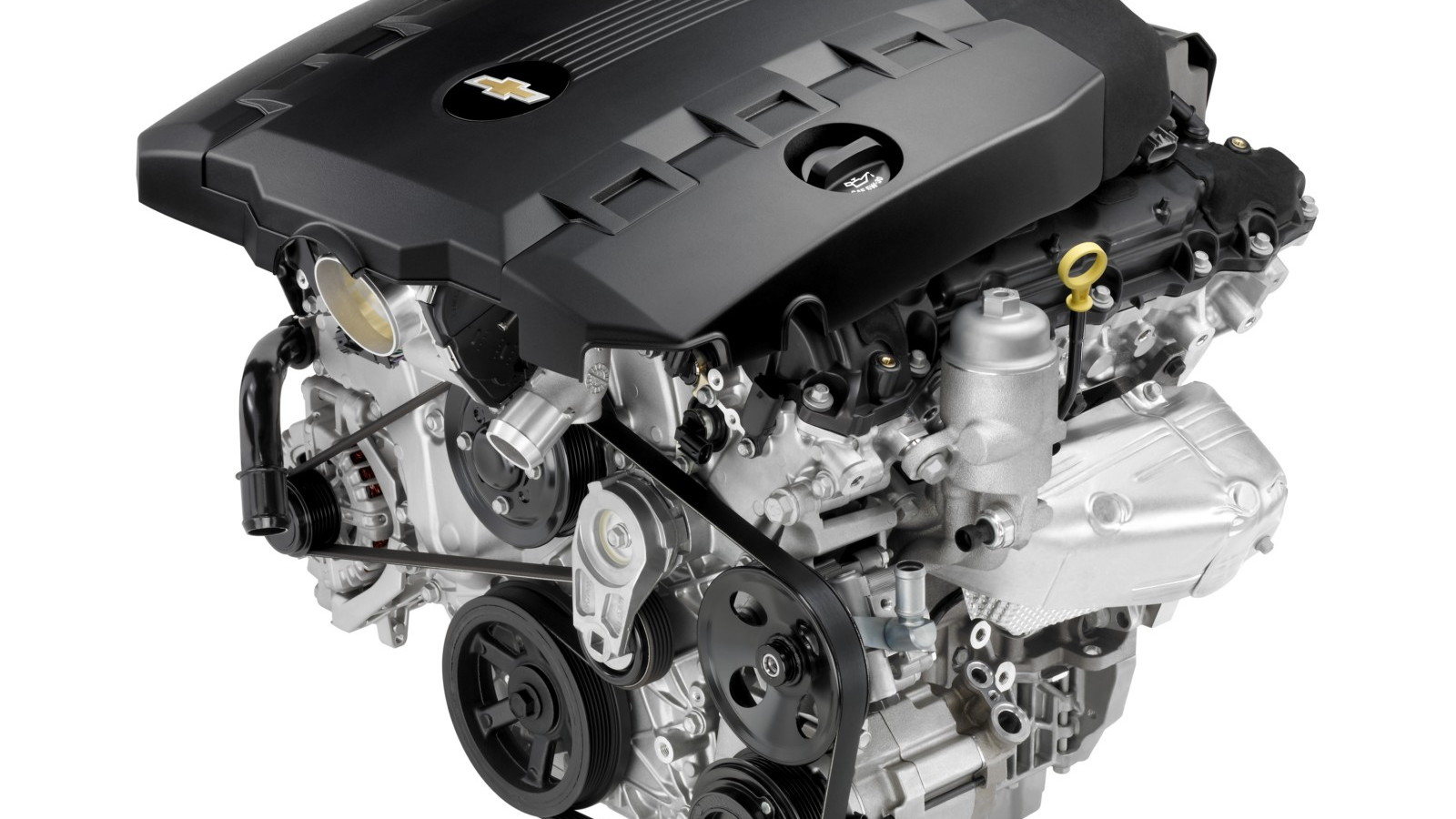 2010 Camaro V-6 engine