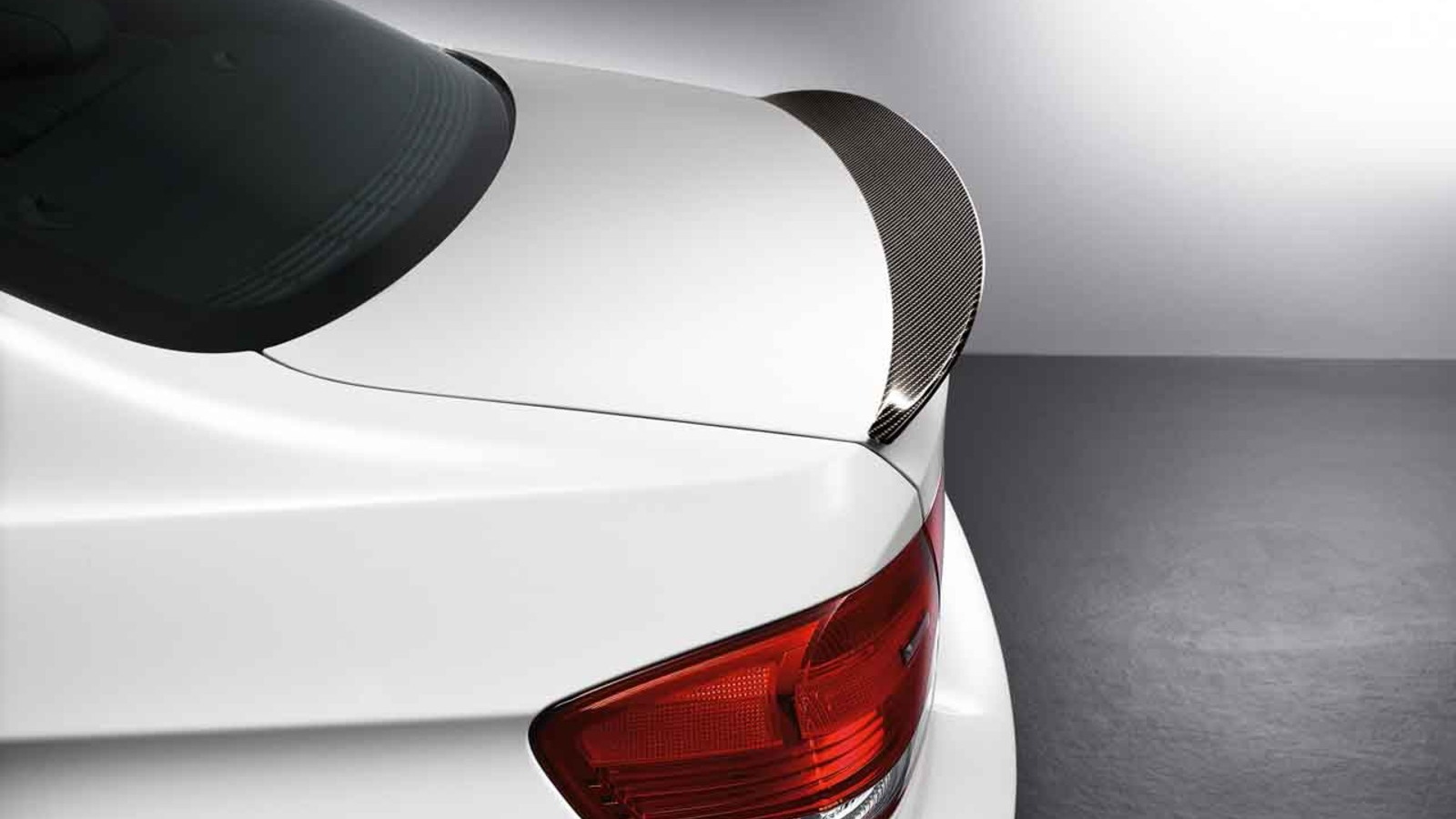 2011 BMW M3 carbon fiber aero accessories