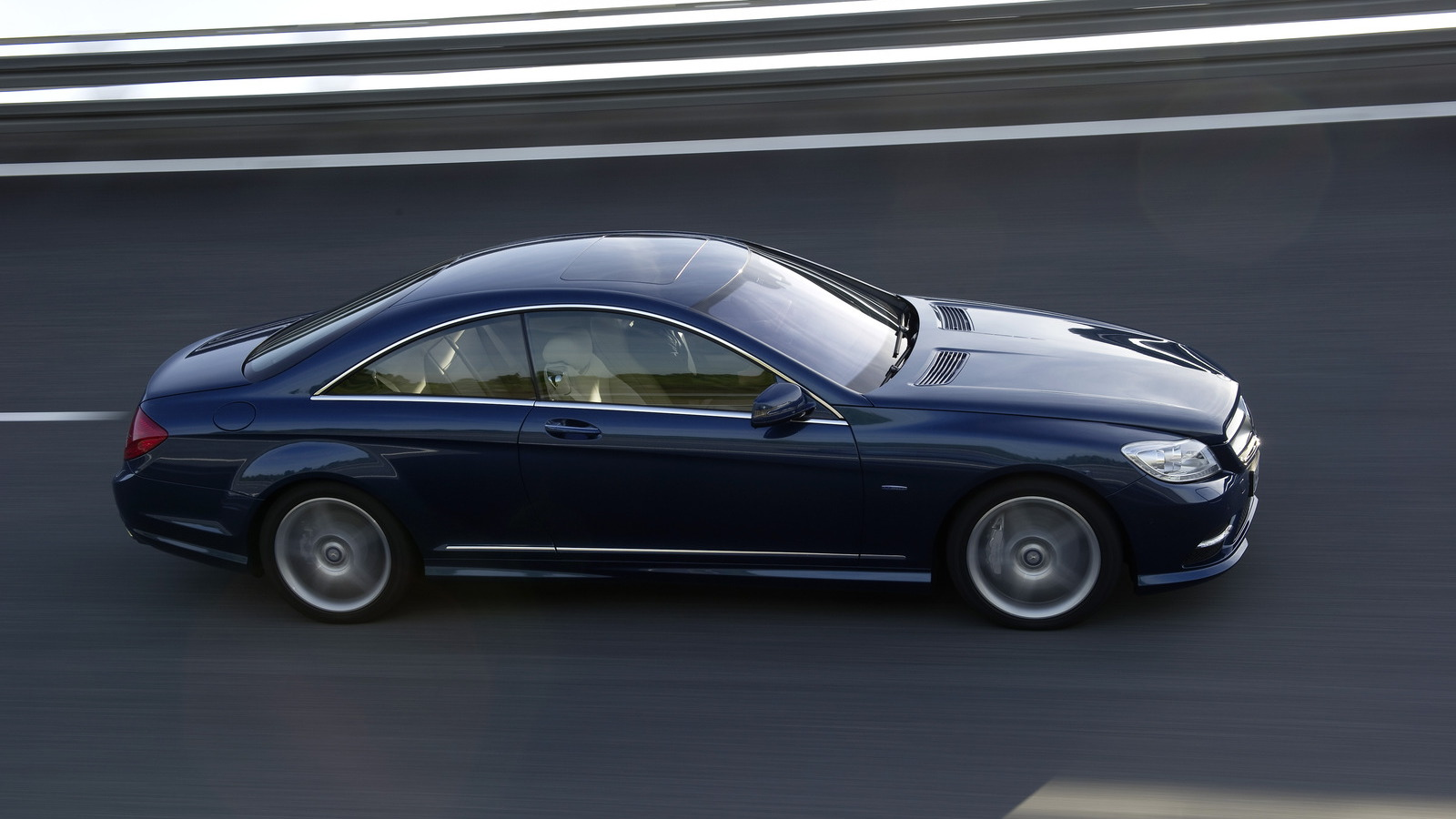 2011 Mercedes-Benz CL-Class