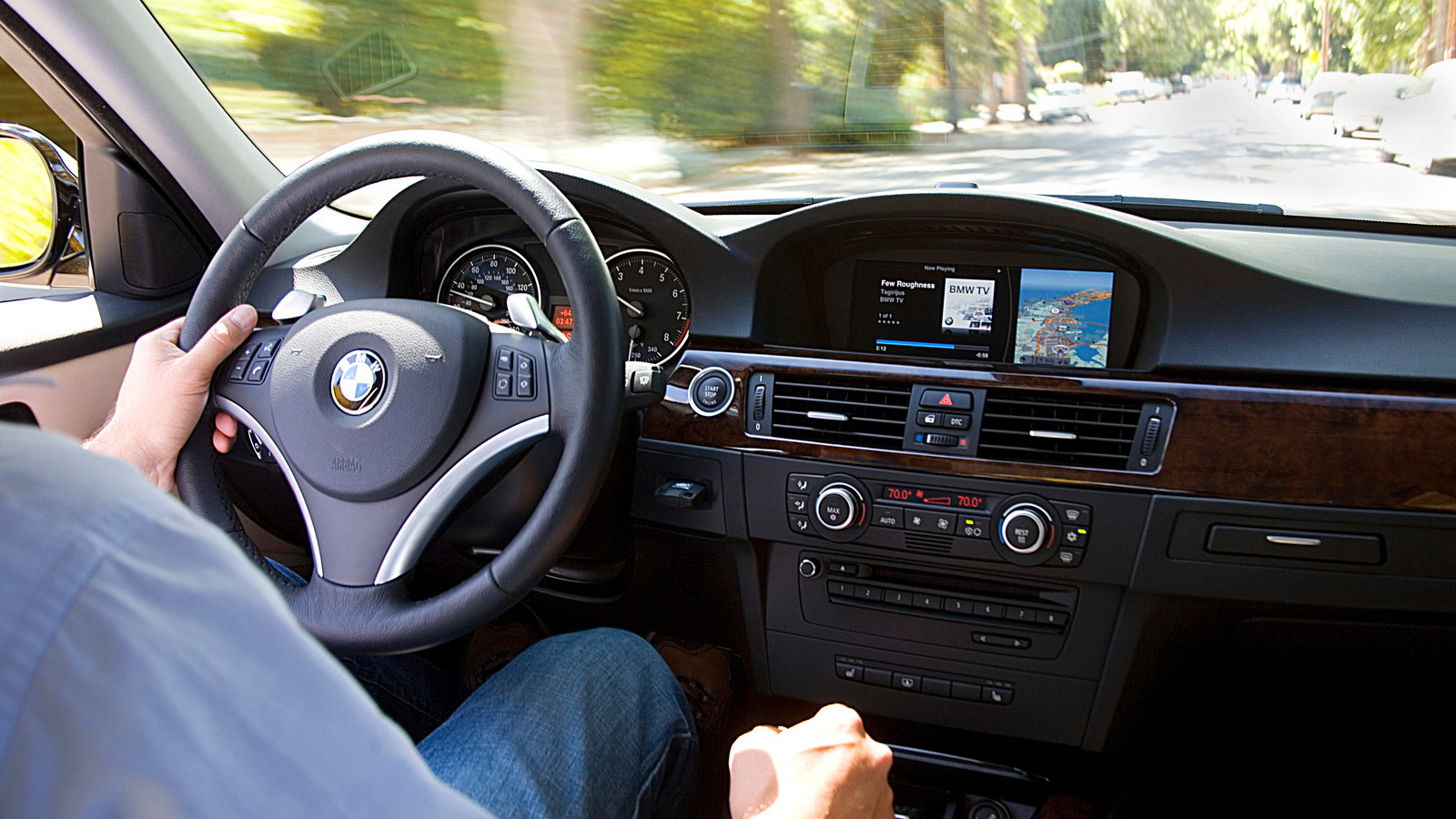 BMW Group vehicles to get iPod Out functionality.