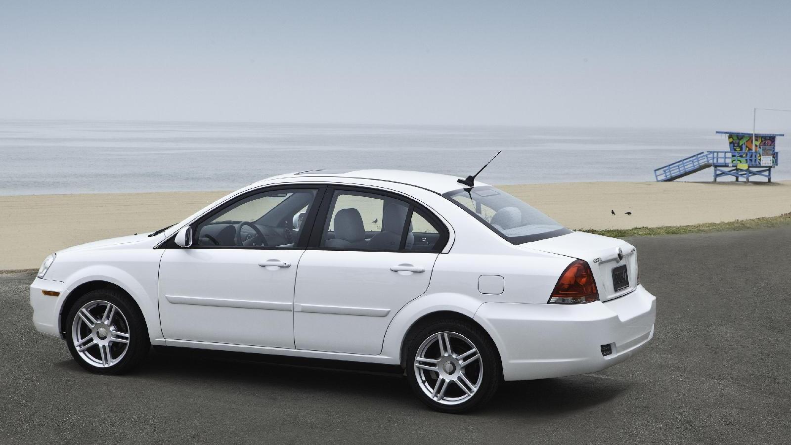 2011 Coda Sedan electric car
