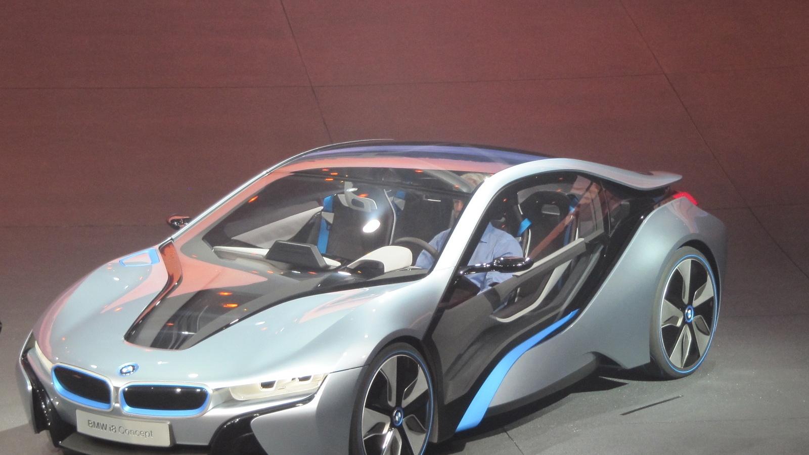 BMW i Launch Event, Frankfurt, July 2011