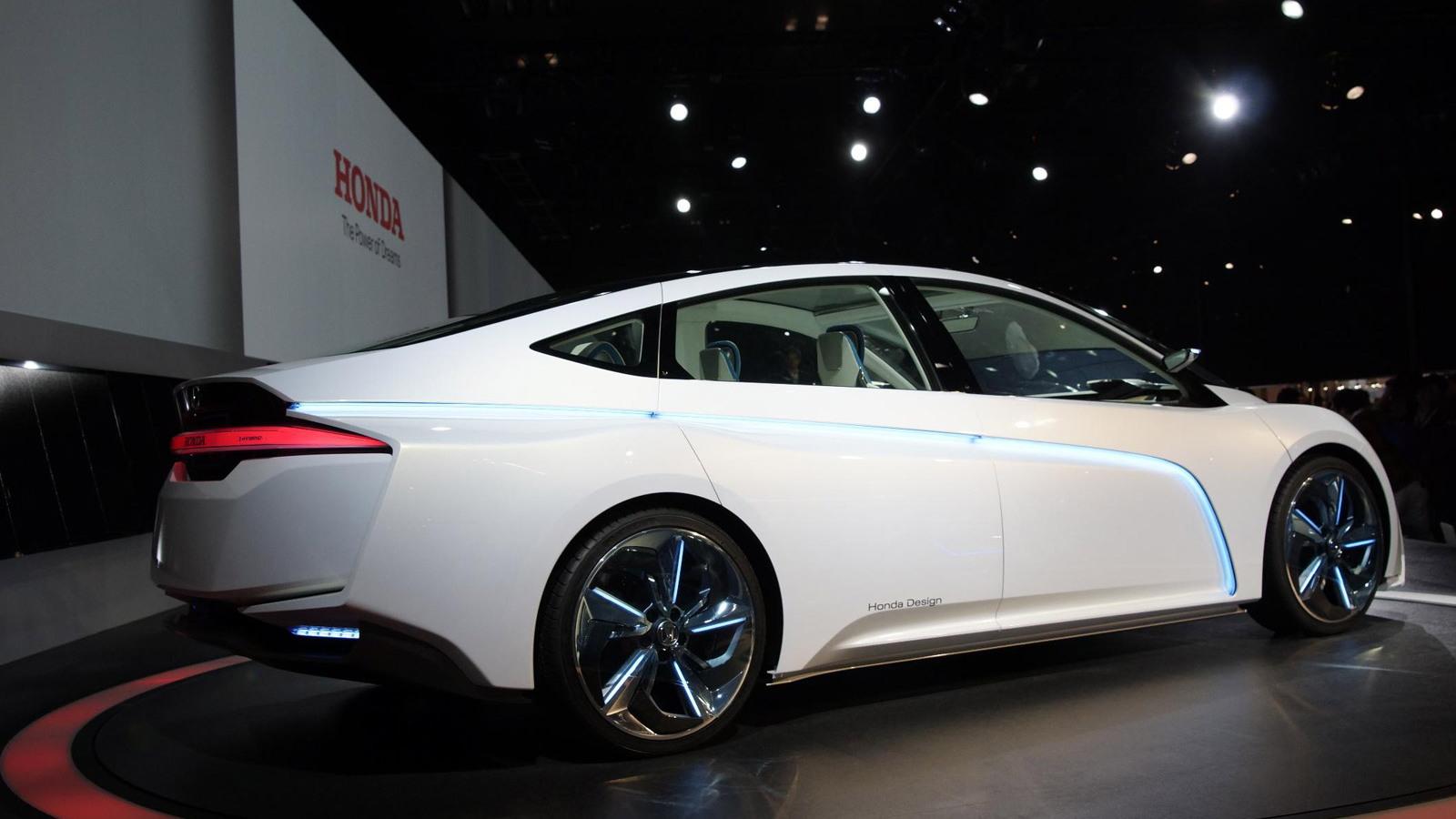 2011 Honda AC-X Concept live photos
