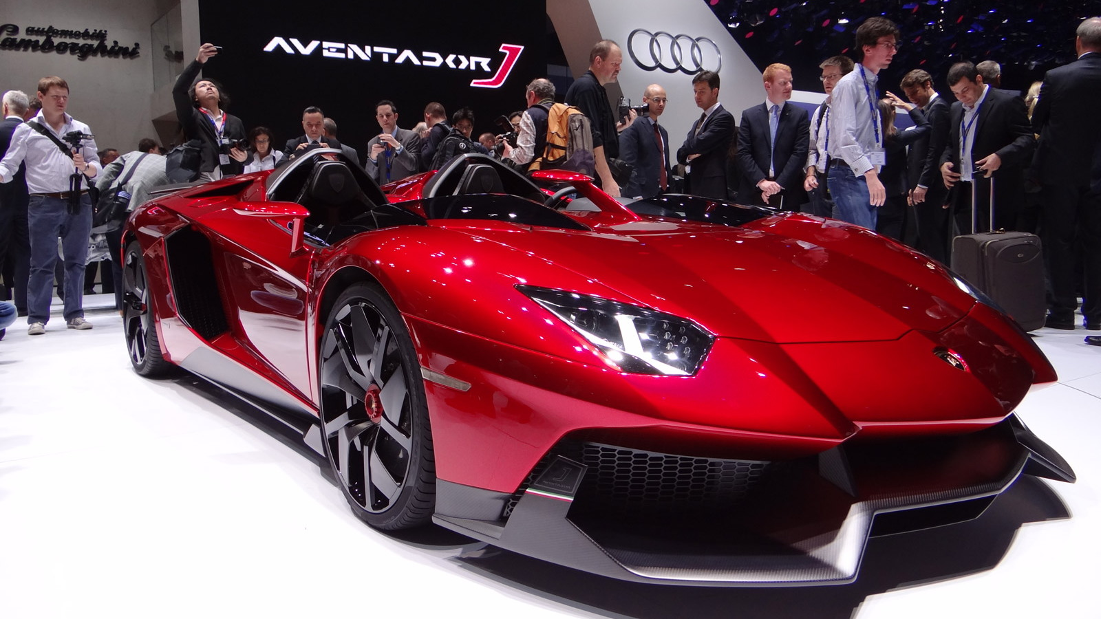 More Bespoke Lamborghinis On The Way
